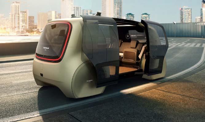 Concept car du futur
