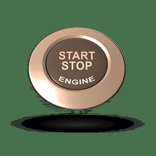 Bouton démarrage moteur