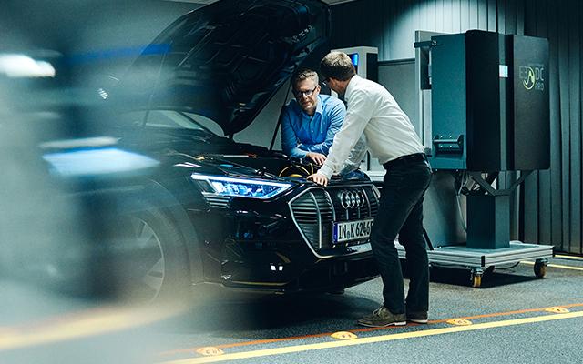 Audi moteur thermique