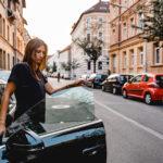 stationnement partage